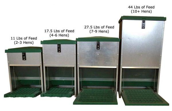 rentacoop in various sizes