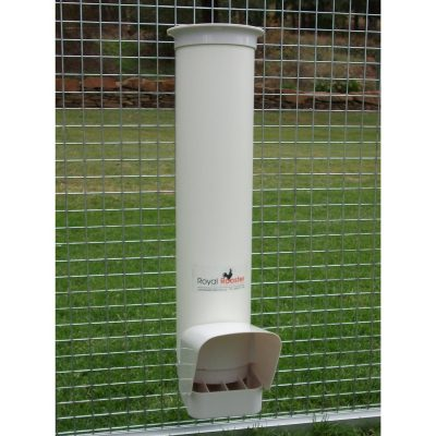 Royal Rooster Chicken Poultry Feeder